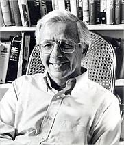 Author photo. Milton Meltzer in 1996 (Worcester Telegram & Gazette)