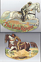 The Lone Ranger (Rocking Books) by Tom…
