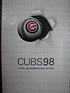 Chicago Cubs Media Guide 1998