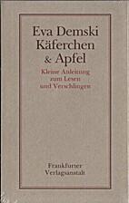 Käferchen & Apfel: Kleine Anleitung zum…