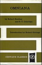 Omniana (Centaur Classics) by Robert Southey