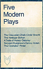 Five Modern Plays by James and Tania Stern