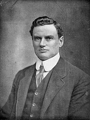 Author photo. Image from <b><i>River Rovers</i></b> (1911) by Edwin James Brady