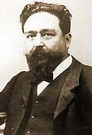 Author photo. Isaac Albeniz
