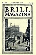 Brill Magazine, vol. VII, n°10 by J.G.…