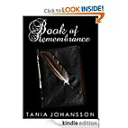 Book of Remembrance by Tania Johansson
