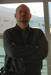 Author photo. Jon Lebkowsky; cropped by David Starner