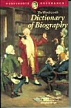 The Macmillan Dictionary of Biography by…
