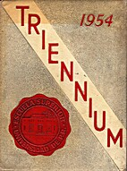 Triennium: Anuario Clase 1954 UHS by Clase…