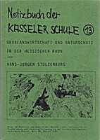 Notizbuch der Kasseler Schule - Bd. 13 :…