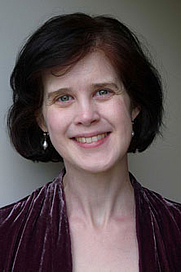 Author photo. Amy Butler Greenfield