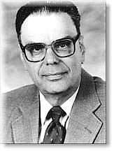 Author photo. Dr. Donald G. Bloesch