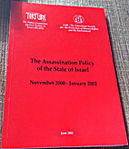 The assassination policy of the State of…