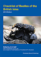 Checklist of Beetles of the British Isles by…