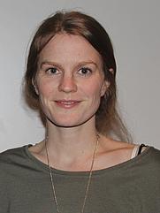 Author photo. Ingvild Hedemann Rishøi (2011)<br>Photo: Grethe Tvede/Aust-Agder bibliotek og kulturformidling