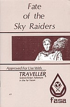 Fate of the Sky Raiders (Traveller RPG) by…