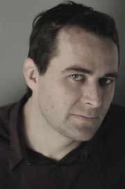 Author photo. Julius Wiedemann