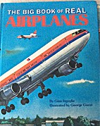 Big Book of Real Airplanes by Gina Ingoglia
