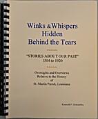 Winks & Whispers Hidden Behind the Tears,…
