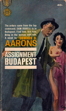 Assignment-Budapest by Edward S. Aarons