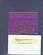 The Encyclopedia Of The Musical Theatre,…