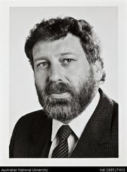 Author photo. Desmond Ball [credit: Australian National University]