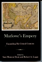 Marlowe's Empery : expanding his…