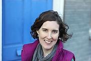 Author photo. photo by Thi Steele