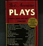 Best American Plays: Fourth Series,…