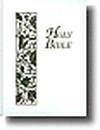 NIV Family Bible by Bible
