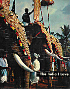The India I love by Marie Simone Renou