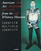 American Art 1975-1995 from the Whitney…