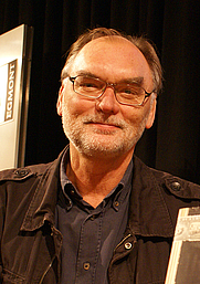 Author photo. Photo: Mogens Engelund, Wikipedia