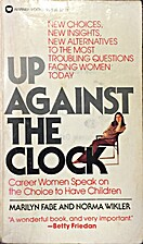 Up Against the Clock by Marilyn Fabe