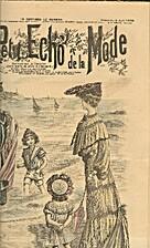 Le Petit Echo de la Mode, Issue 31, August…