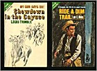 Showdown in the Cayuse / Ride a Dim Trail by…