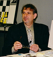 Author photo. © 2002 by James F. Perry, Seattle, Wash.