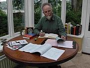 Author photo. Self portrait: Martyn Thomas, 2000