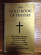 Gold Book of Prayers by None