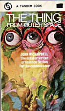 Who Goes There by John W. Campbell