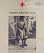 Child's Knitted Suit, ARC 400-14 by American…