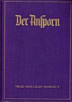 Der Ansporn, Jhg. 1927; H. 11-24