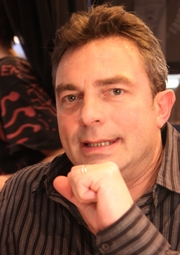 Author photo. Marc-Antoine Mathieu (by Thesupermat, 2010)