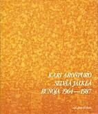 Selvää jälkeä : runoja 1964-1987 by Kari…