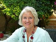 Author photo. Brigitte Blobel
