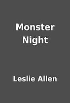 Monster Night by Leslie Allen