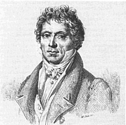 Author photo. By M. F. Dien, 1815 (Wikimedia Commons)