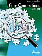 CPM Core Connections: Algebra (Parent Guide…