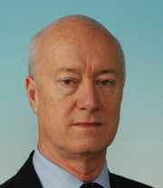 "Author photo. David Breeze, author of ""The Antonine Wall"""