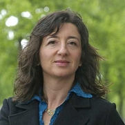 Author photo. Anita Amirrezvani - Photo by Klaas Koppe
